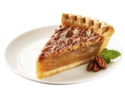 "MRS. SMITH'S® Classic Southern Pecan Pie, 10"" Thaw & Serve"