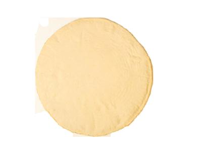 """12"""" Par Baked Crust"""