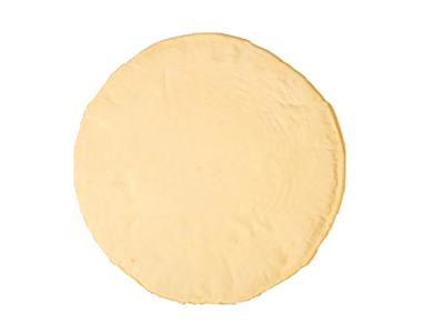 """7"""" Par Baked Crust"""
