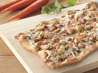 ... thai flatbread pizza thai chicken flatbread thai chicken pizza thai