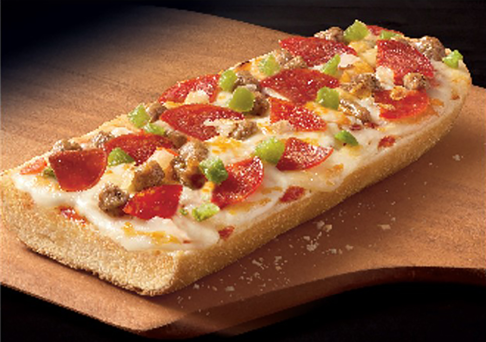 French Bread Supreme Pizza IW