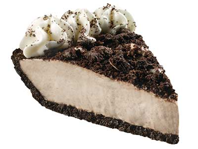 OREO®  Singles Crème Pie w/OREO® Cookie Pieces* - IW