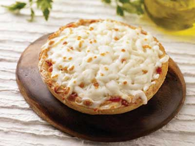 """RED BARON® Deep Dish 5"""" Cheese Pizza - Schwan's Food Service"""