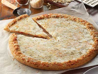 "BIG DADDY'S® Primo 16"" WG Rising Crust Four Cheese Pizza"