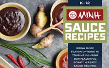 Less Sodium Sauce Recipes Cover